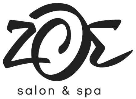 Zoe Salon and Spa logo